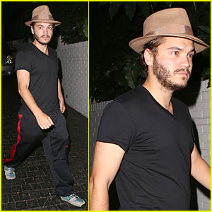 Emile Hirsch: Paul Rudd Was Bad Ass In 'Prince Avalanche'!