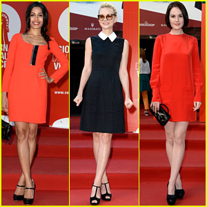 Freida Pinto & Carey Mulligan: Miu Miu Women's Tales for Venice Film Fest!