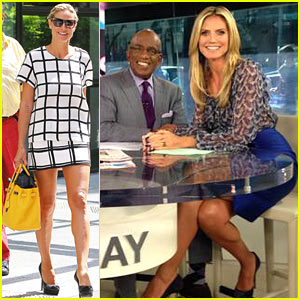 Heidi Klum: 'America's Got Talent' is Shocking!
