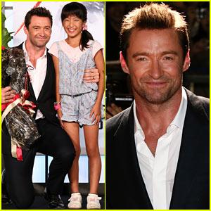 Hugh Jackman: 'Wolverine' Japan Premiere!