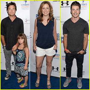 Jason Bateman: Kershaw's Ping Pong 4 Purpose Charity Event!