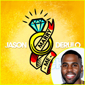 Jason Derulo's 'Marry Me' Song & Lyrics: JJ Music Monday!