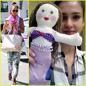Jessica Alba: We Lost Honor's Favorite Doll on Vacation