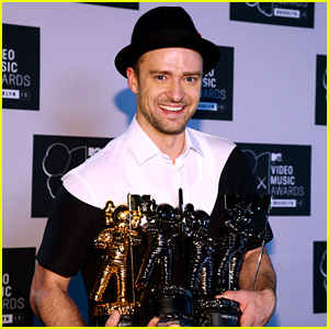 Justin Timberlake Pens Letter of Gratitude After VMAs 2013!