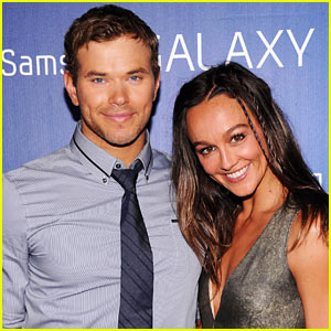 Kellan Lutz & Sharni Vinson: Back Together?