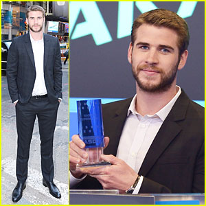 Liam Hemsworth: I Was Pranked Shooting 'Paranoia' Love Scene!