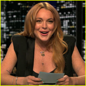Lindsay Lohan's 'Chelsea Lately' Episode: Watch Sneak Peek!