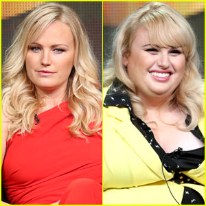 Malin Akerman & Rebel Wilson: ABC at TCA Tour 2013