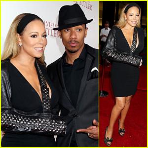 Mariah Carey Wears Arm Sling to 'Butler' New York Premiere!