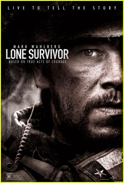 Mark Wahlberg: 'Lone Survivor' Poster & Trailer!