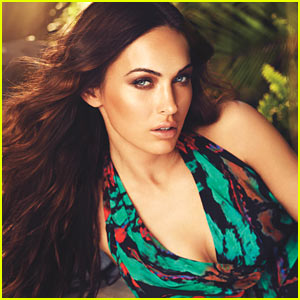 Megan Fox: Avon 'Instinct' Campaign Images!
