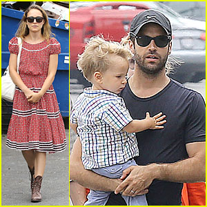 Natalie Portman & Benjamin Millepied: Venice Lunch with Aleph!