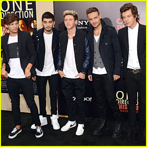 One Direction: 'This Is Us' World Premiere in NYC!
