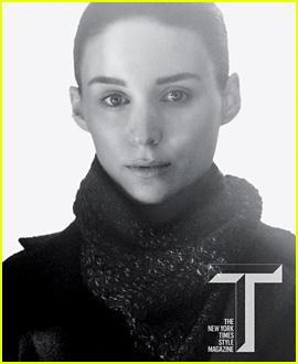 Rooney Mara Covers 'T, The New York Times Style Magazine'