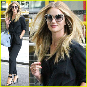 Rosie Huntington-Whiteley: Honored to Design for Marks & Spencer