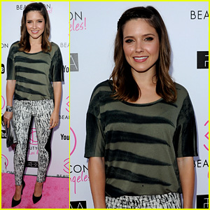 Sophia Bush: BeautyCon Kick-Off Party!