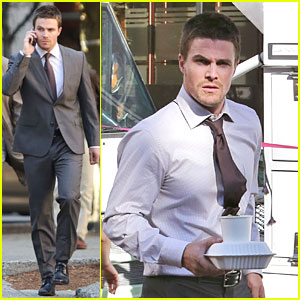 Stephen Amell: Tom Cruise is My Dream Co-Star!