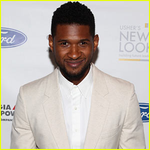 Usher's Son Hospitalized in ICU After Pool Accident