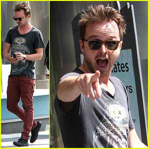 Aaron Paul's 'Breaking Bad' Finale Raffle Raises $1.8 Million!