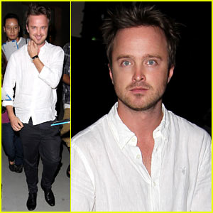 Aaron Paul Counts Down to 'Breaking Bad' Finale