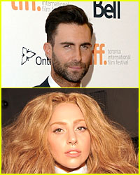 Adam Levine & Lady Gaga Fighting on Twitter?