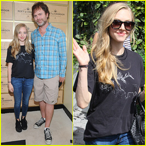 Amanda Seyfried: U.S. Open Lady!
