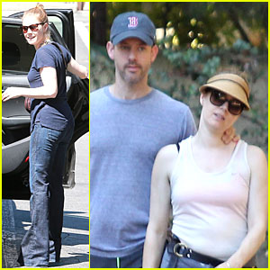 Amy Adams & Darren Le Gallo Start New Week with Hike!
