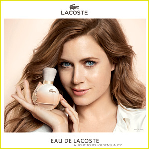 Amy Adams: Eau De Lacoste Fragrance Campaign Photos!