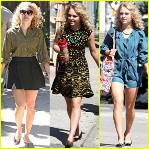 AnnaSophia Robb is Dressy for 'The Carrie Diaries'