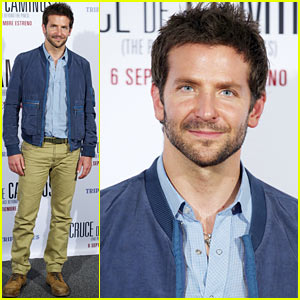 Bradley Cooper: 'Place Beyond the Pines' Madrid Photo Call!
