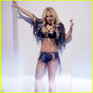 Britney Spears: 'Work Bitch' Video Sneak Peek - WATCH NOW!