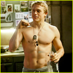 Charlie Hunnam: 'Fifty Shades of Grey' as Christian Grey!!!