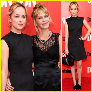 Dakota Johnson: 'Don Jon' Premiere with Mom Melanie Griffith!