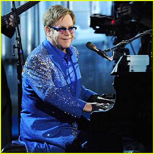 Elton John: Emmys 2013 Performance - Watch Now!