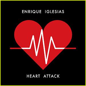 Enrique Iglesias: 'Heart Attack' Song & Lyrics (JJ Music Monday)