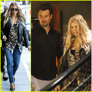 Fergie & Josh Duhamel: Date Night Duo!