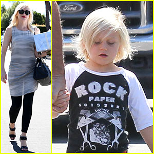 Gwen Stefani Celebrates Baby Shower with Gift!