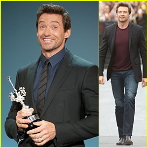 Hugh Jackman: I'm Grateful to Receive Donostia Award!