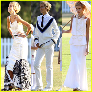 Isabel Lucas Rocks Various Outfi