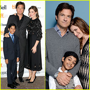 Jason Bateman & Kathryn Hahn: 'Bad Words' TIFF Premiere!