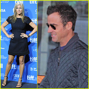 Jennifer Aniston: 'Life of Crime' TIFF Press Conference!