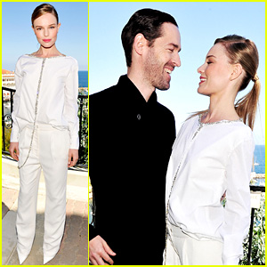 Kate Bosworth & Michael Polish: Newlyweds at Catalina Festival!