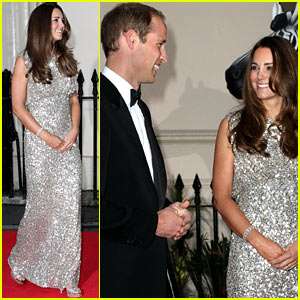 Kate Middleton & Prince William: Tusk Trust Awards!