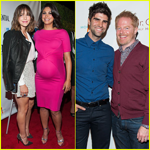 Katharine McPhee & Morena Baccarin: LA Confidential's Annual Pre-Emmy Kick-Off Party!