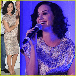 Katy Perry: 'Prism' Album Preview Party!