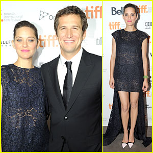 Marion Cotillard & Guillaume Canet: 'Blood Ties' TIFF Premiere!