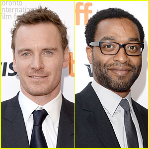 Michael Fassbender & Chiwetel Ejiofor: '12 Years A Slave' Premiere at TIFF!