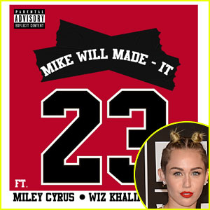 Miley Cyrus & Mike Will Made It: '23' - Listen Now!