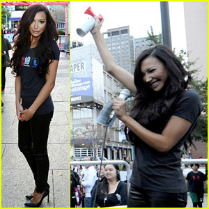 Naya Rivera: 'Women's Health' NYC 10K Race