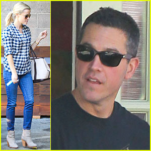 Reese Witherspoon & Jim Toth: Ivy Lunch with Kids!